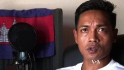 Cambodian American Hip Hop Artist Sings of Personal Struggles