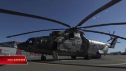 Nga thiết lập cơ sở bảo dưỡng trực thăng ở Venezuela