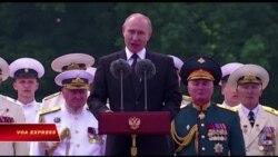 Nga leo thang xung đột ngoại giao với Mỹ