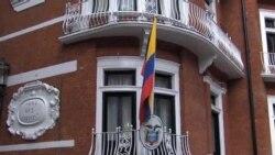 厄瓜多爾總統為庇護阿桑奇辯護