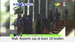 VOA60 Africa - Al-Qaida Groups Claim Responsibility for Mali Hotel Attack