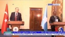 Video: Safarkii Erdogan ee Muqdisho