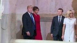 Трамп: Имаме одлични односи со Франција