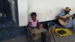 John Madubeko And Daughter Kholiwe Struggling to Make Ends Meet in Zimbabwe