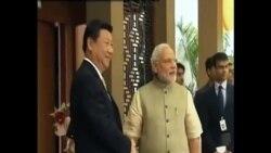 印度總理莫迪訪問中國