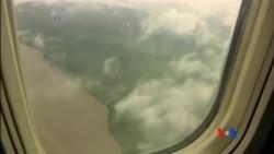 2014-12-31 美國之音視頻新聞: 惡劣天氣阻礙亞航失事客機搜救行動