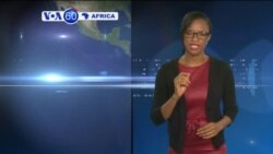 VOA6O AFRICA - September 29, 2014