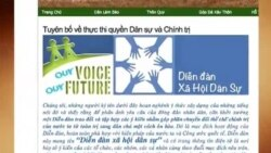 Nhân sĩ-trí thức Việt ra Tuyên bố đòi cải cách chính trị