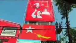 حزب اتحاد برای دمکراسی همچنان در شمارش آرای انتخابات میانمار پیشتاز است