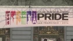 GAY PRIDE PARADES VO