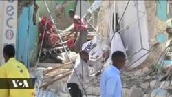 Mogadishu yashambuliwa
