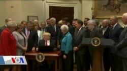 Trump Federal Hükümetin Eğitim Sistemi Üzerindeki Nüfuzunu Azaltmaya mı Çalışıyor?