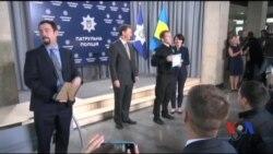 Двадцять київських правоохоронців отримали сертифікати інструкторів. Відео