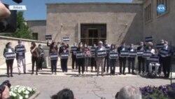 HDP'den ''Darbe Var'' Sloganıyla Yürüyüş Girişimi
