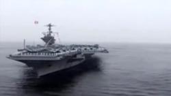 美航母前往菲律宾救灾
