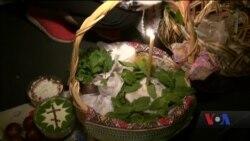 Як українці Лос-Анджелеса святкують Великдень. Відео