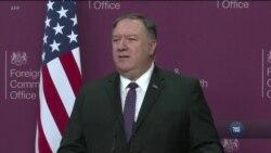 Помпео: Сполучені Штати хочуть побачити, чи Іран піде далі погроз відновити збагачення урану. Відео