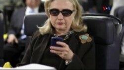 Hillari Klintonun email qalmaqalı