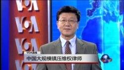 VOA连线:中国大规模镇压维权律师