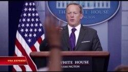 Phát ngôn viên Toà Bạch Ốc Sean Spicer từ chức