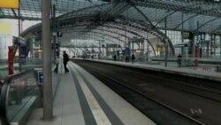 German Rail Strike to Affect Berlin Anniversary Celebrations