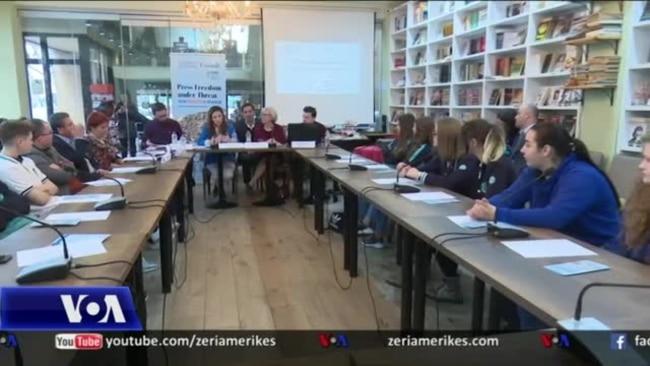 Tiranë: Studim mbi lajmet e rreme në mediat shqiptare
