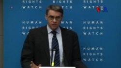 İnsan Hakları İzleme'den Sert Suriye Eleştirisi