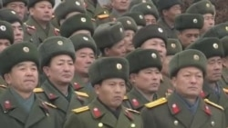 朝鲜组织民众庆祝卫星成功发射