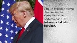 Infografik: Pertemuan Kedua Trump dan Kim