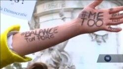 #MeToo #NoMore: міжнародна революція жіночої гідності. Відео