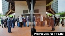 Vakcinacija u Sarajevu, april 2021.