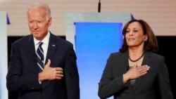 Biden e Harris no centro das atenções - 4:48