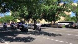 La Semana de la Policía reúne a miles de Washington