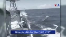 VN: Hòa bình, an ninh ở Biển Đông đang bị đe dọa nghiêm trọng