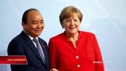 Việt Nam rơi vào 'thế kẹt' với Đức