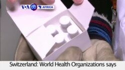 VOA60 Africa - Tests Show Ebola Vaccine is Highly Effective