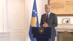 Tači zaključio da Tramp priznaje i podržava Kosovo