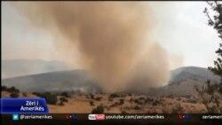 Zjarret në jug të Shqipërisë