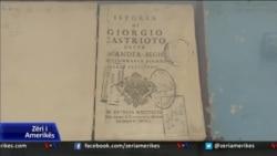 Ekspozitë me libra të rrallë për Skënderbeun