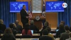 Pompeo: Cuba es la potencia imperialista en Venezuela