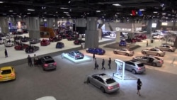 La Feria del automóvil de Washington