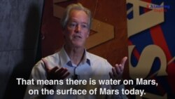 Water on Mars: What Does It Mean?