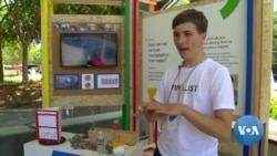 Young People Solve the World's Problems at Google Science Fair