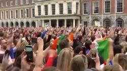 愛爾蘭民眾推翻嚴禁墮胎的法律