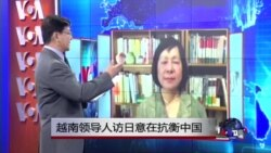 VOA连线:越南领导人访日意在抗衡中国