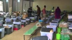 Tensions High as Kenya Readies for Repeat Presidential Vote