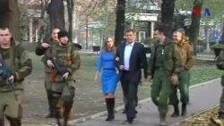 Ukraynalı separatçı lider Zaxarçenko öldürülüb