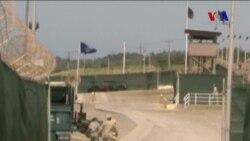 15 Tutuklu Guantanamo'dan BAE'ye Gönderildi