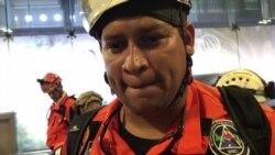 Rescatistas panameños llegan a México tras terremoto