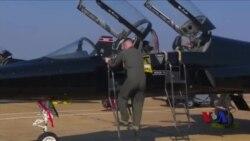 美空军将领:我们还缺维修技师!
